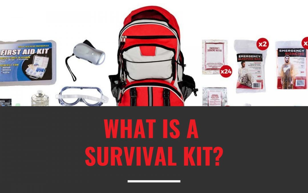 What is a survival kit?